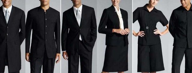 Enhance your appearance with stylish corporate uniforms